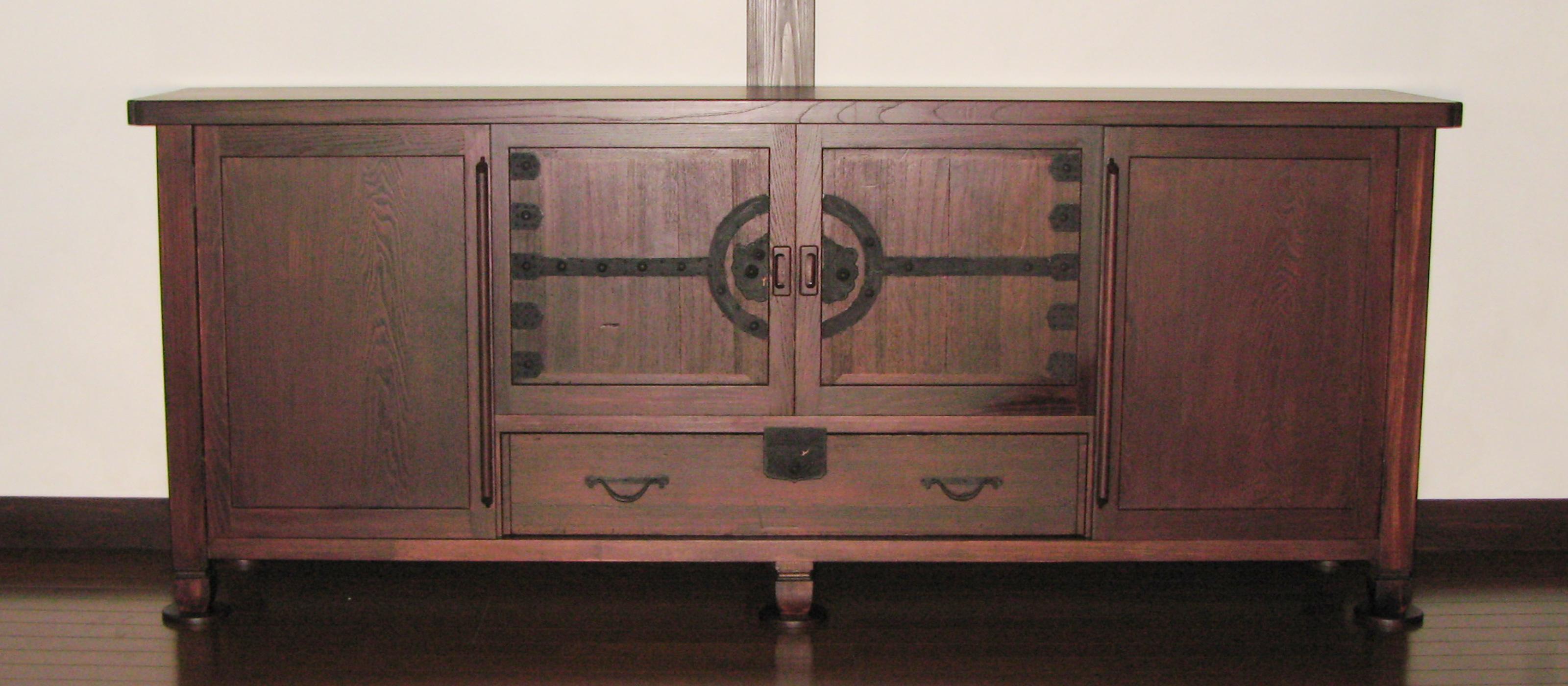 古家具リノベーション